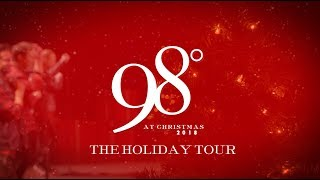 98 Degrees At Christmas - On Tour Now
