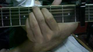 Swept away - Christopher Cross (Tutorial)