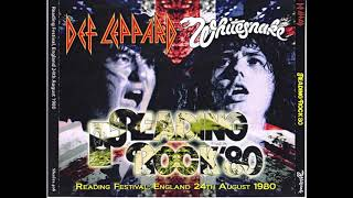Def Leppard - Live In Reading Festival 1980 FULL CONCERT HD & HQ