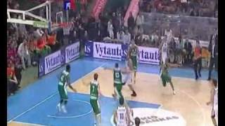 BBL 2011 Final Zalgiris vs VEF Riga