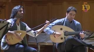"8 - Hosein Nourshargh & Ali Ghamsari in ""Rouyesh"". Moscow, 2016, part 8 ."