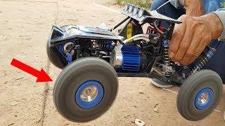 Upgrade Wltoys 12628 Max Speed 95km/h
