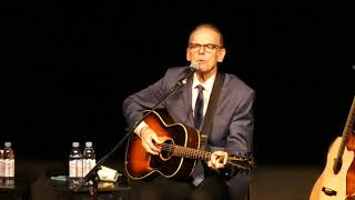 "Lyle Lovett & John Hiatt 2017-11-11 The Grand Opera House Wilmington DE ""Poor Imitation of God"""