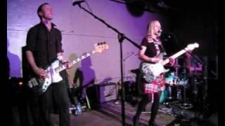 The Joy Formidable - Ostrich - Vic Bar Glasgow