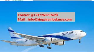 Hire the Best King Air Ambulance Service in Mumbai and Bangalore
