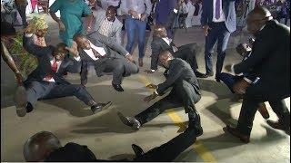 Uncut: Bobi Wine Takes Kyarenga To Parliament