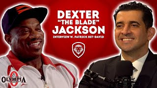 Dexter Jackson Opens Up About His Future