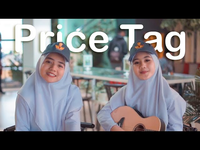 JESSIE J - PRICE TAG (COVER & LYRICS CHERYLL, RISMA) MADDI JANE VERSION
