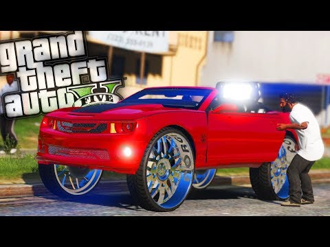 Stealing & Selling Rival Gang Donks! - GTA 5 Trap Life - Day 17