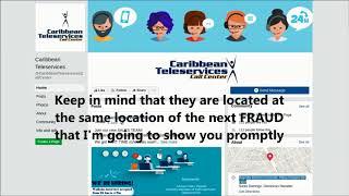Call Center SCAM & FRAUD - HD (Santo Domingo, Dominican Republic)