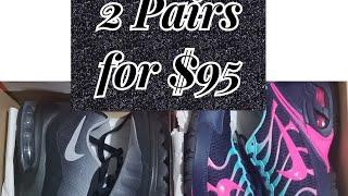 BOGO half off sale @ Shoe Carnival. Nike Adidas New Balance Under Armor