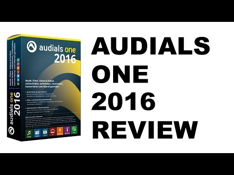Audials One tutorial