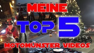 TOP 5 MotoMünster Videos || MotoMünster