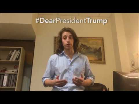 #DearPresidentTrump: ASUM President Sam Forstag
