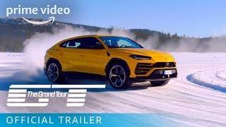 The Grand Tour Season 3 - Official Trailer   Prime Video