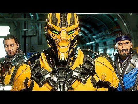 MORTAL KOMBAT 11 Story All Cutscenes Full Movie 2019 [1080p HD] MK11