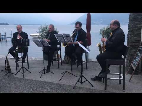 Acoustic Sax Quartet video preview