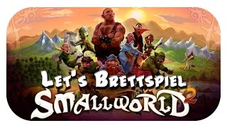 Let's Brettspiel Together – Small World 2 - #01 - Small World feat. Hermes