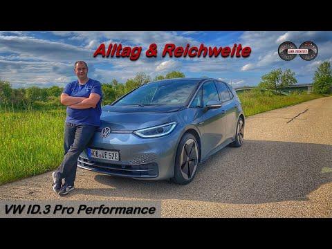 VW ID.3 Pro Performance (150kW - 58kWh) - Der neue VW Golf ?! | Test - Review - Reichweite - Alltag