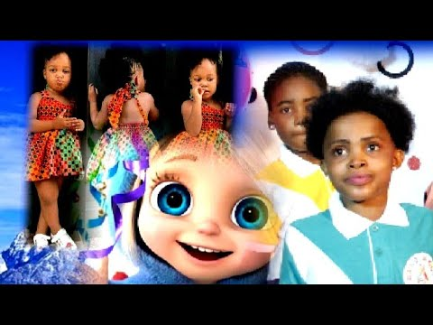 NOLLYRAINBOW KIDS | africa Johny Johny Yes Papa - Great Songs for Children | just like LooLoo Kids