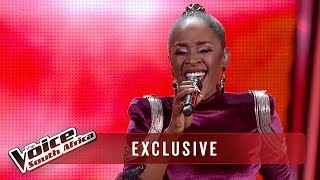 Dress Rehearsal: Chezelle – 'I'll Be There' | Live Shows | The Voice SA | M Net