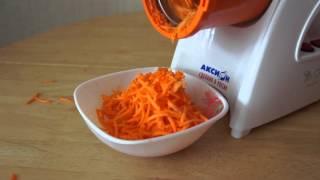 Электромясорубка АКСИОН M41 02 Нарезка моркови