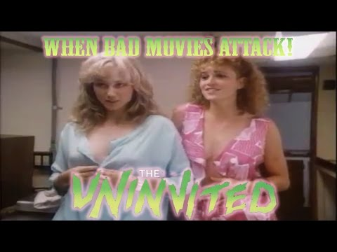 Uninvited (1988) Mutant Killer Cat? Review - When Bad Movies Attack!