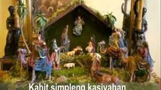 MAGKASAMA TAYO SA KWENTO NG PASKO 2013 (lyrics)