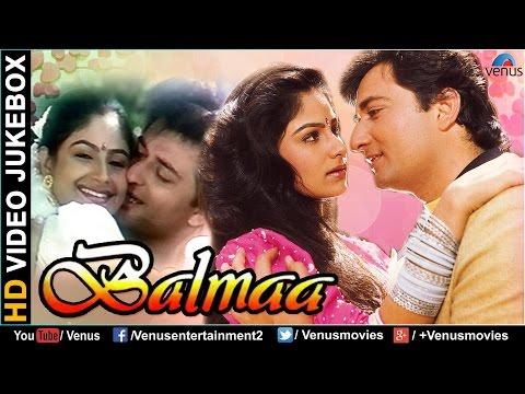 Balmaa - HD Songs   Ayesha Jhulka, Avinash Vadhvan   VIDEO JUKEBOX   Best Romantic Hindi Songs