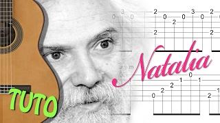 TUTO NATALIA - Arpeggio Guitar FingerStyle