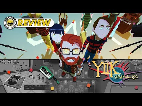 YIIK: A Post Modern RPG – REVIEW (A Trippy Fever Dream Into the 90s) video thumbnail