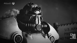 Fallout 76 World Premiere First Look Trailer - Microsoft Xbox Press Conference E3 2018