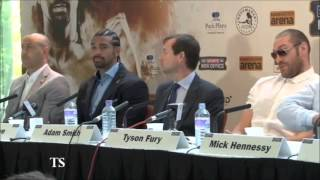 Tyson Fury being Hilarious: PART II