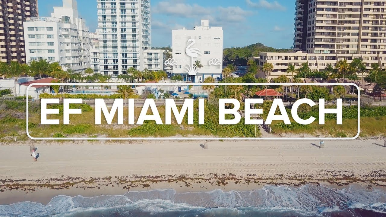 EF Miami Beach – Campus Tour
