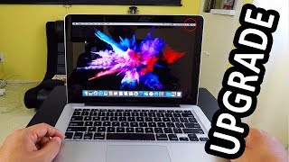 Old MacBook Pro Upgrade, FAST Memory, Fast Hard Drive SSD - dooclip.me