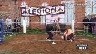 Бешеный киргиз против боксера из Оренбурга