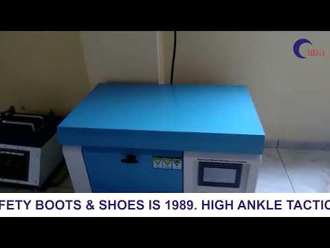 Testing Equipment for Footwear