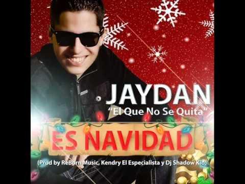 Jaydan(Es Navidad)2011!!!NUEVO!!!