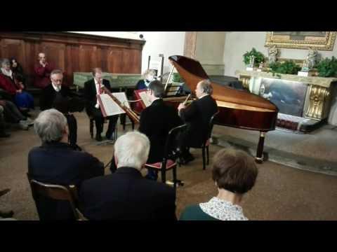 L. van Beethoven - Quintetto op. 16 -  I movimento (Grave - Allegro, ma non troppo)