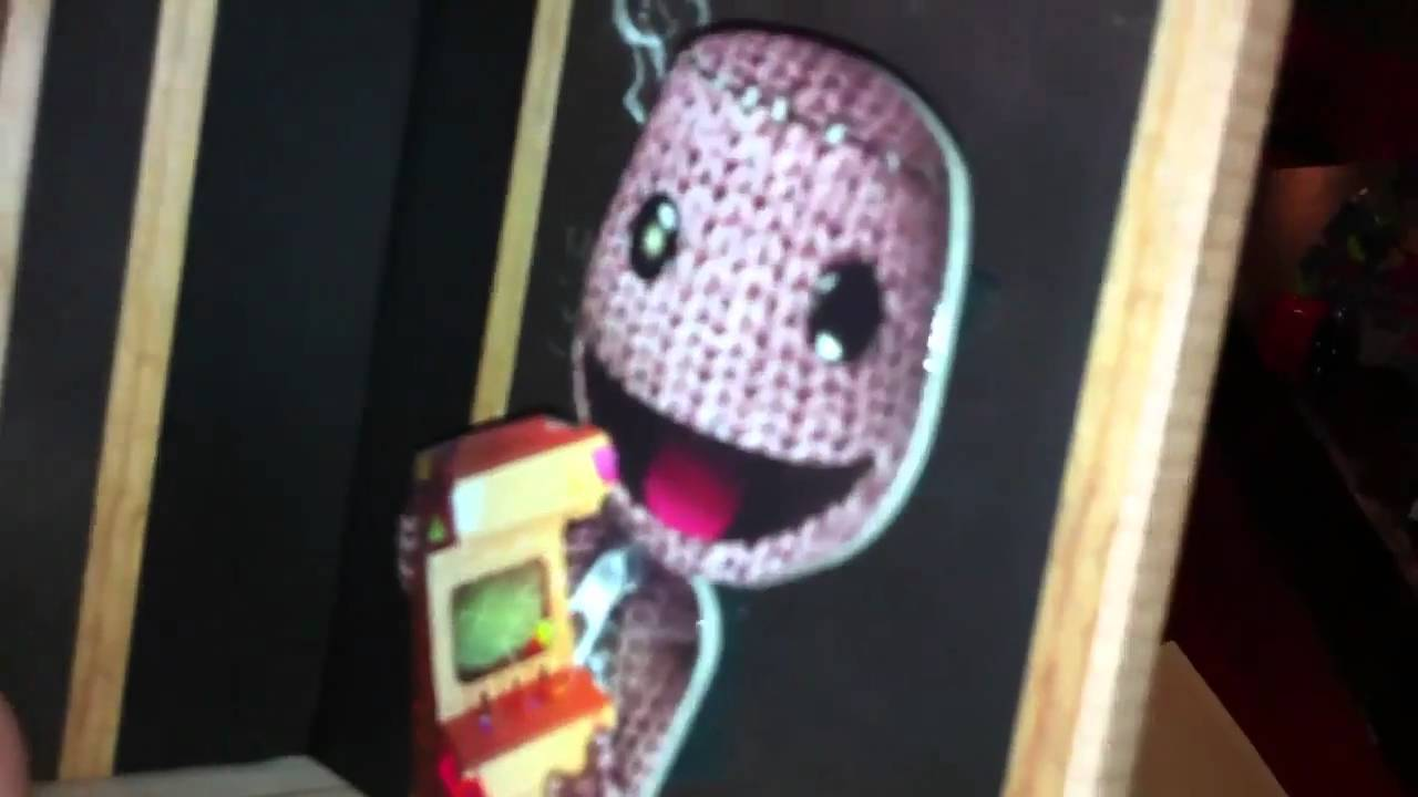 One Dead Sackboy, The Rest Of LittleBigPlanet 2 Collector's Edition
