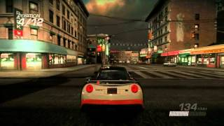 Ridge Racer Unbounded Maxed Out  on i7 - Gameplay FULL HD 1080p