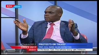 Choice 2017: Do our political class indulge in protest or talks?, 9/1/17 part 2