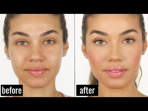 How to Apply Makeup for Beginners (STEP BY STEP) | Eman