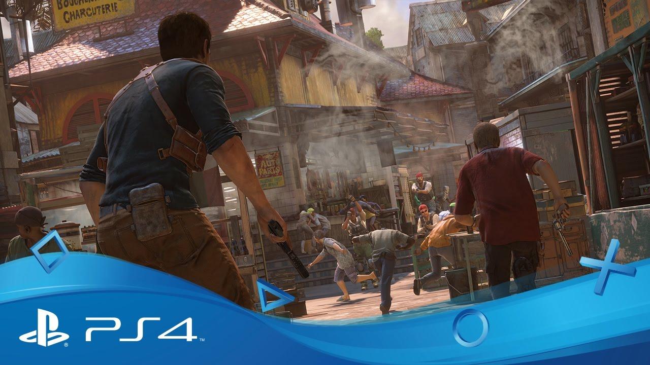 «Uncharted 4: Путь вора» выходит сегодня