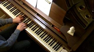 What Are You Doing New Year's Eve - Piano Solo