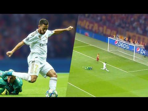 When Famous Players Miss Open Goals | Hazard Ronaldo Messi Pogba