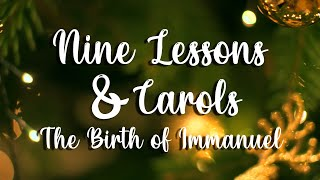 6. the Birth of Immanuael