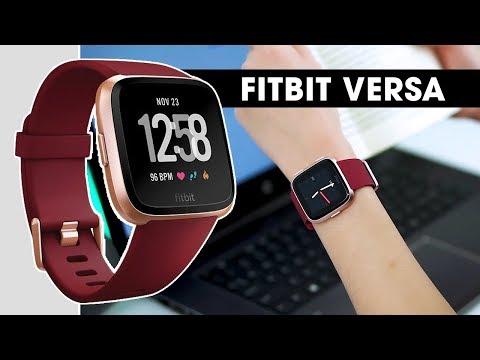 Fitbit Versa l Có xứng đáng được yêu thương ?!