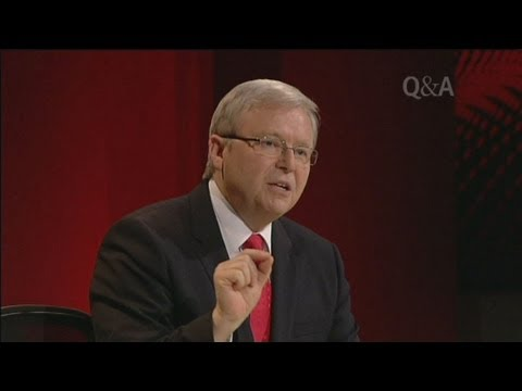 Rudd launches passionate gay marriage defence