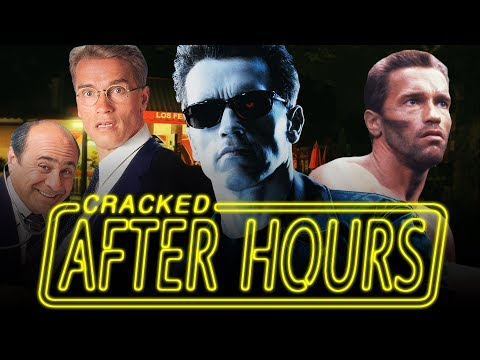 After Hours – All Arnold Schwarzenegger Movies Are In The Same Terminator Universe